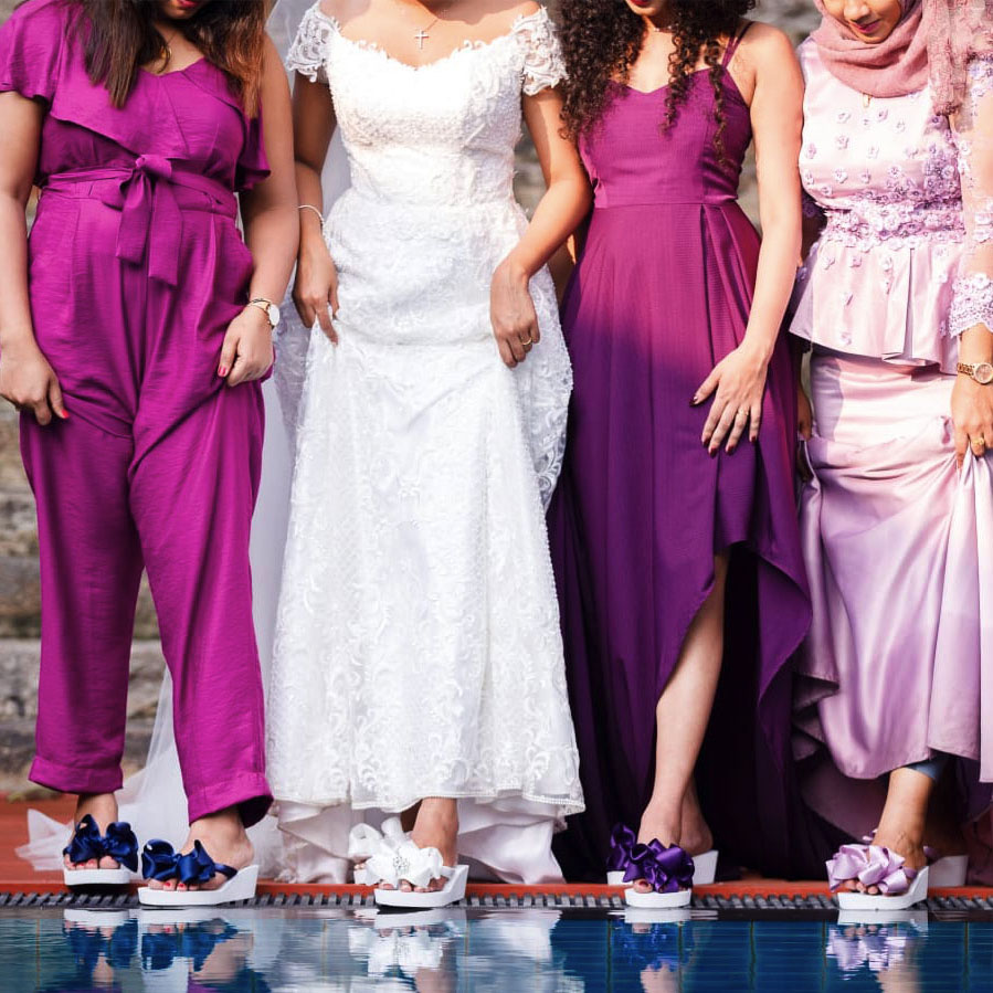 Garters Wedding